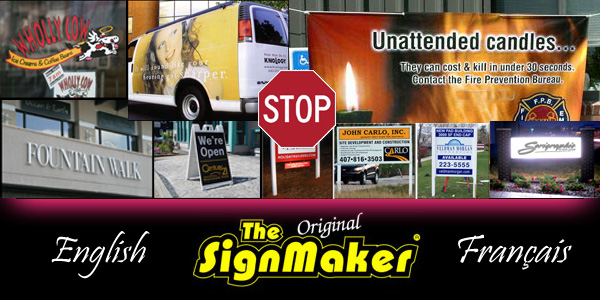 the signmaker 613 746 3330 ottawa ontario canada ottawa signs